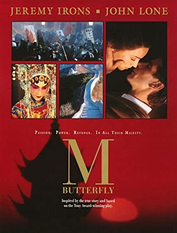 M. Butterfly (1993) 1080p