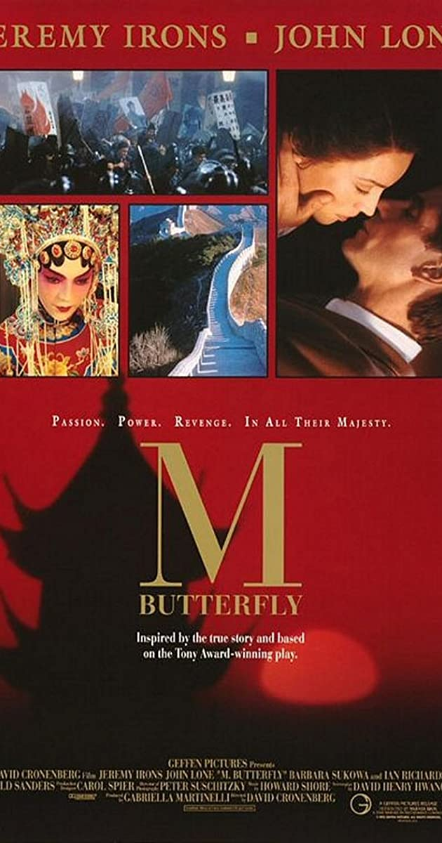 Subtitle of M. Butterfly