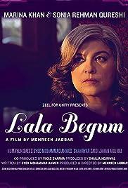 Lala Begum Poster
