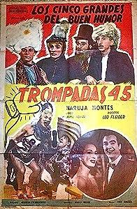Watch japanese movies english subtitles Trompada 45 Argentina  [1080p] [HDRip] (1953) by Leo Fleider