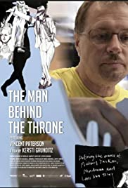 The Man Behind the Throne Poster