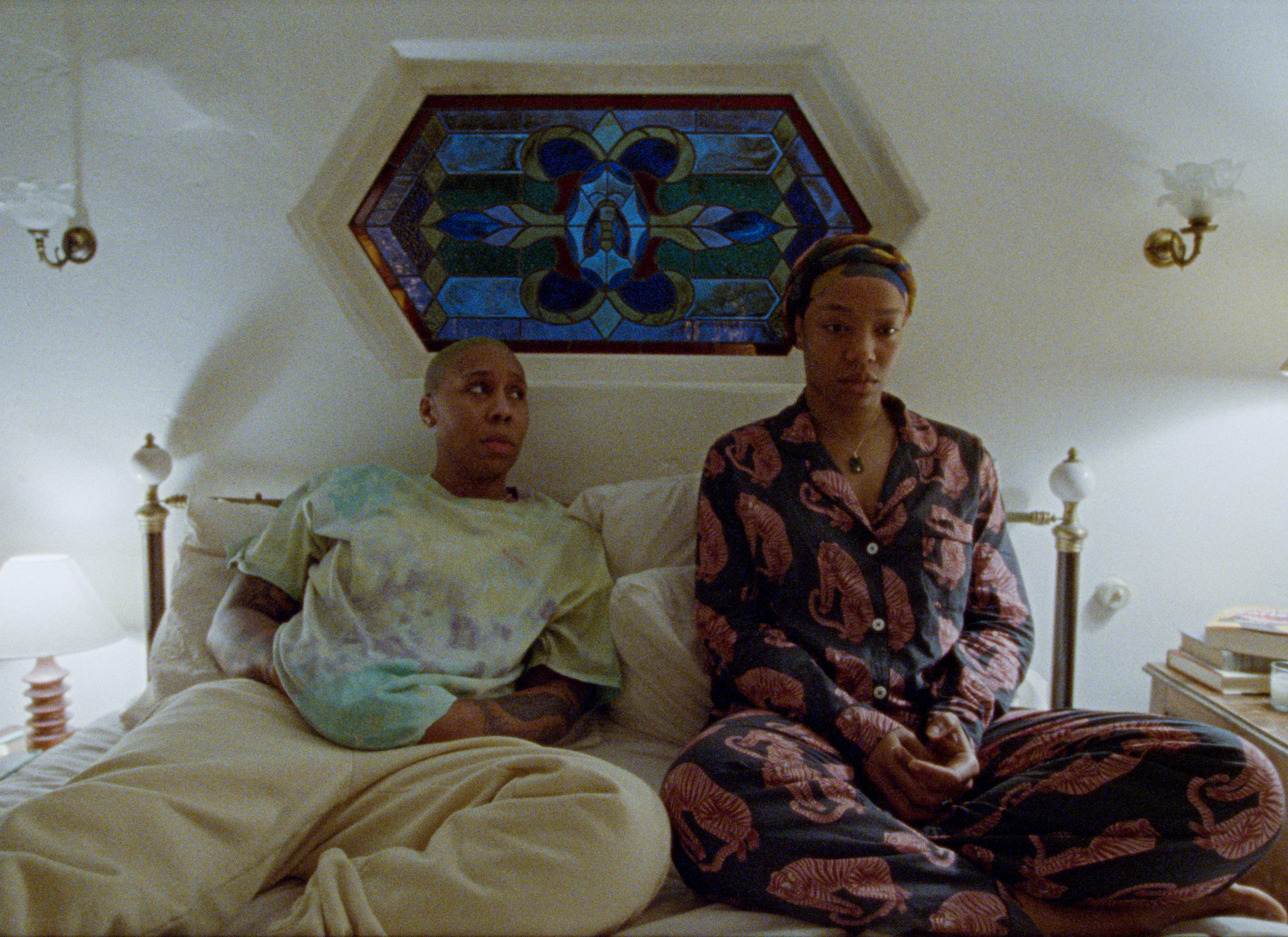 Lena Waithe and Naomi Ackie in Master of None (2015)