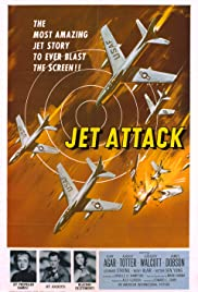 Jet Attack Poster