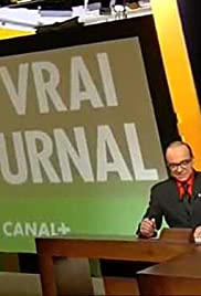 Le vrai journal Poster