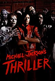 Michael Jackson: Thriller (1983) Poster - Movie Forum, Cast, Reviews