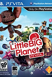 LittleBigPlanet PS Vita Poster