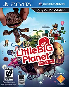 Downloading full movie LittleBigPlanet PS Vita [2048x2048]