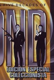 Pack Bond 50 Poster