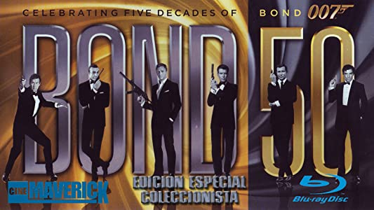 Downloadable movies dvd Pack Bond 50 Spain [360p]