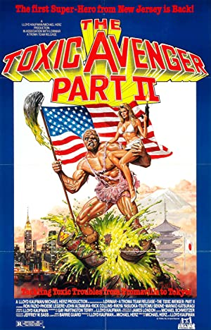Movie The Toxic Avenger Part II (1989)