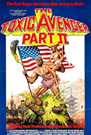 The Toxic Avenger Part II (1989) 1080p