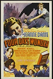 Four Days Wonder Poster