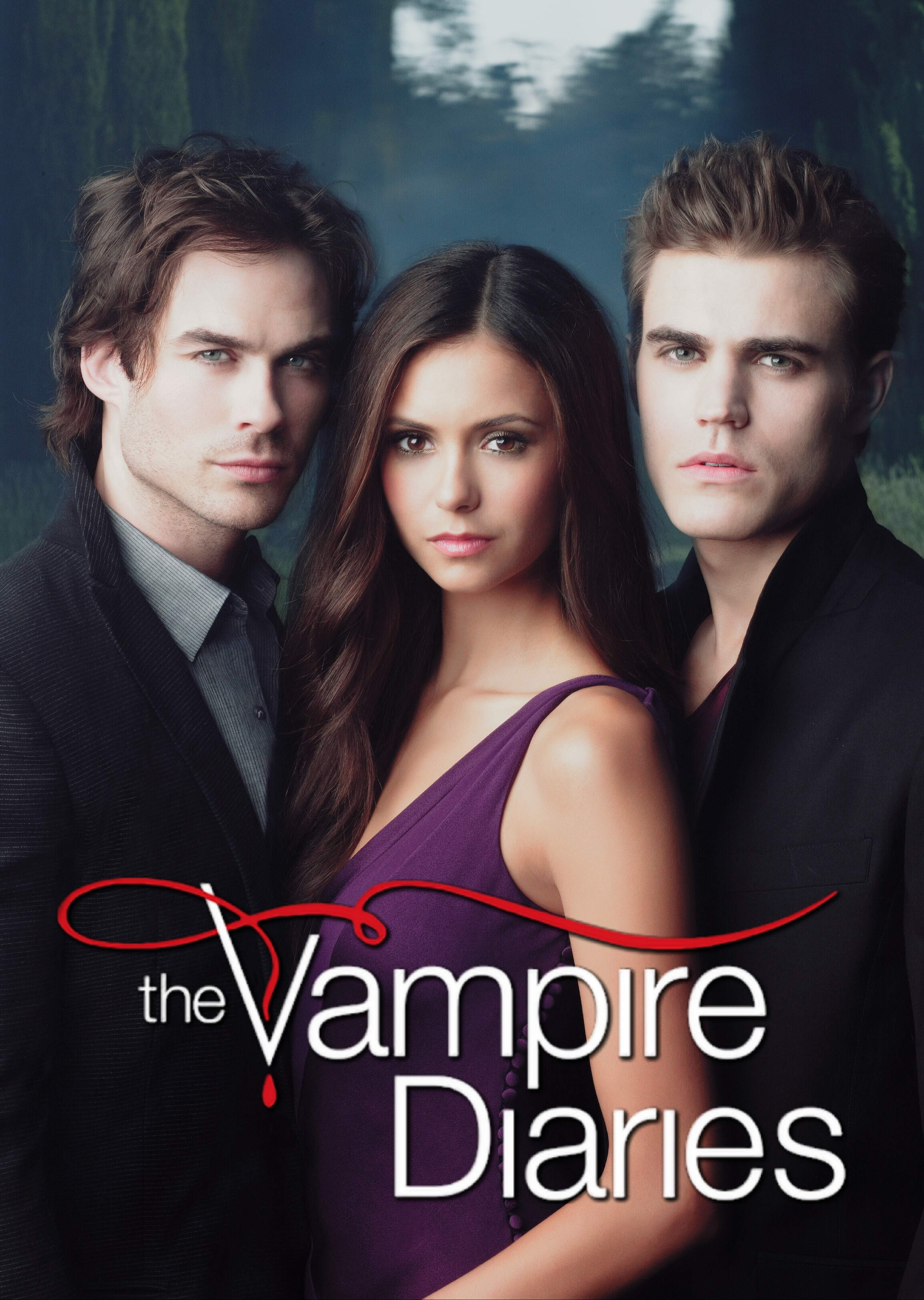 Burning Serien Vampire Diaries
