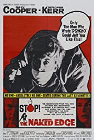 The Naked Edge (1961) Poster - Movie Forum, Cast, Reviews