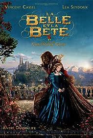 Vincent Cassel and Léa Seydoux in La belle et la bête (2014)