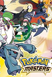 Pokémon Masters Poster