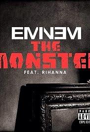 Eminem Feat. Rihanna: The Monster Poster