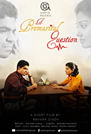 A Premarital Question Poster