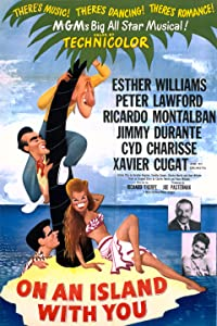 Movies downloading torrent sites On an Island with You by Edward Buzzell [mpg]