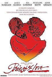Priest of Love(1981) Poster - Movie Forum, Cast, Reviews