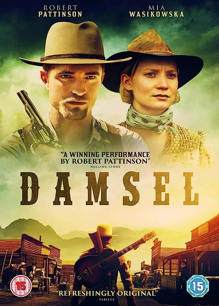 Damsel (2018) in Hindi