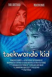 Taekwondo Kid Poster