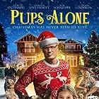 Dolph Lundgren, Nicholas Turturro, Tyler Hollinger, Sara Lindsey, and Isadora Swann in Pups Alone (2021)
