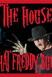 The House That Freddy Built Poster