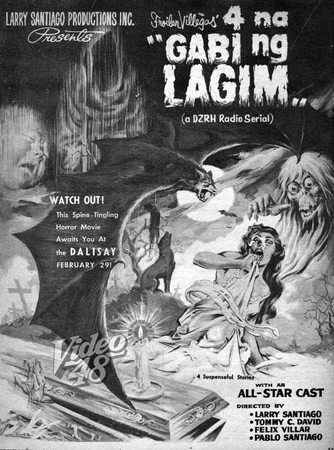 Gabi ng lagim (1960) - IMDb
