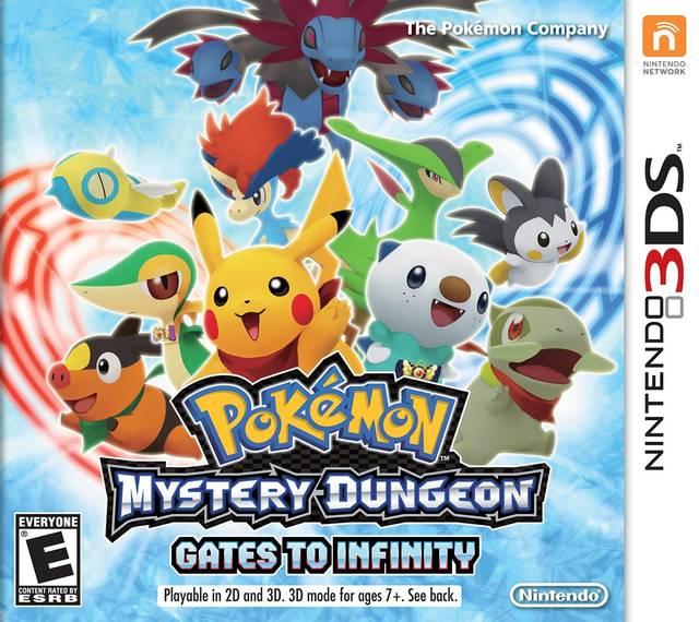 pokémon mystery dungeon: explorers of sky rom