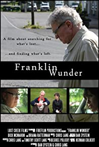Primary photo for Franklin Wunder
