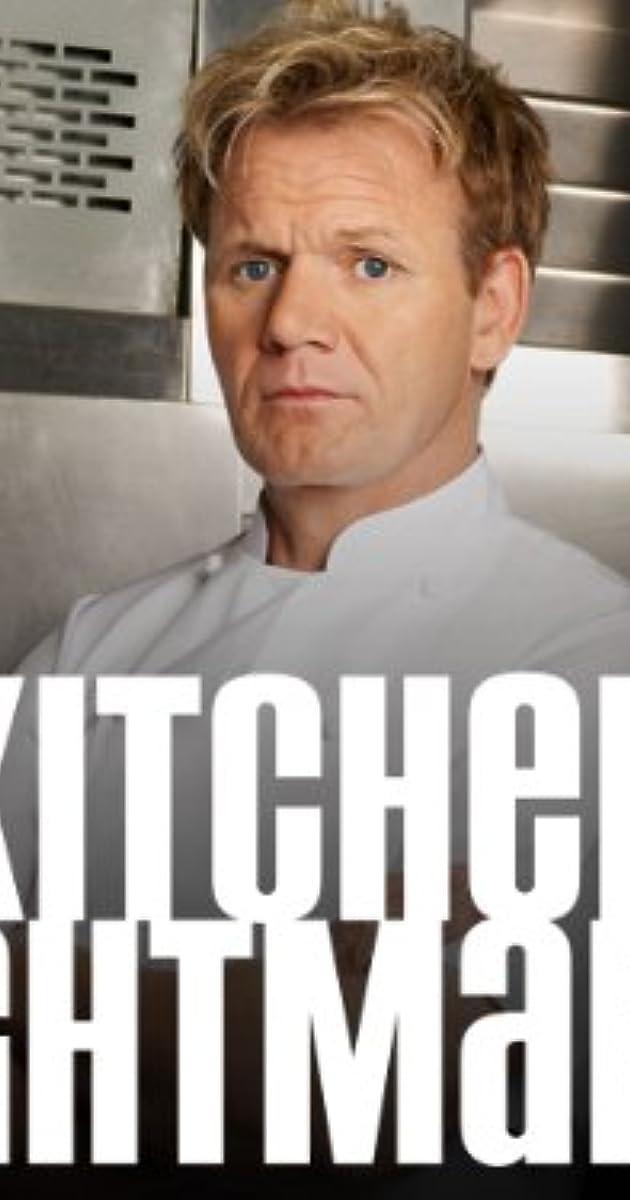 Kitchen Nightmares Season Posters