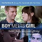 Michael Welch, Michael Galante, Alexandra Turshen, and Michelle Hendley in Boy Meets Girl (2014)