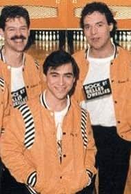 André Ducharme, Guy A. Lepage, Yves Pelletier, Rock et Belles Oreilles, Bruno Landry, and Richard Z. Sirois in Rock et belles oreilles (1986)