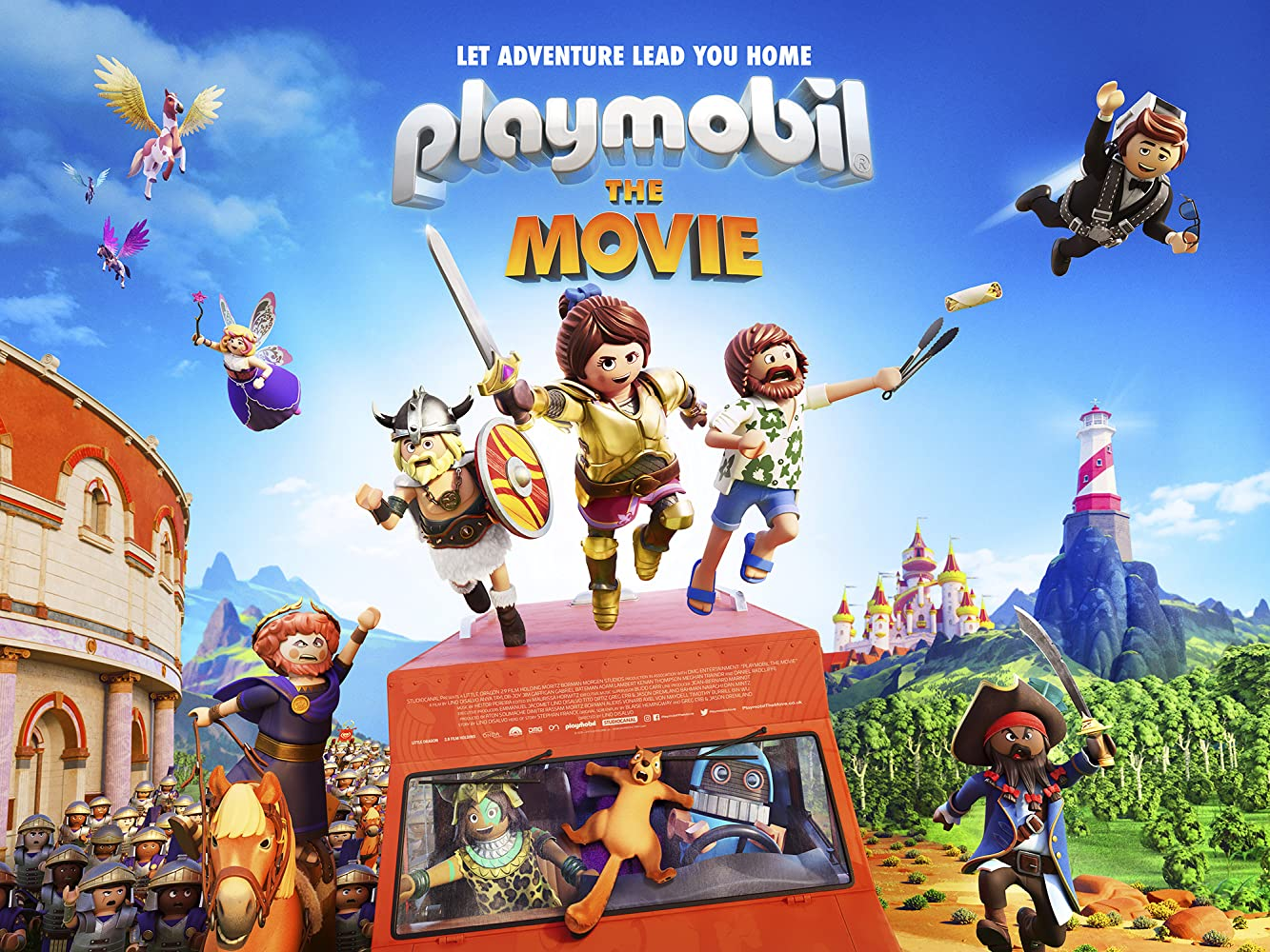 Playmobil: The Movie (2019) Online Subtitrat in Romana