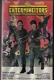 Los extermineitors Poster