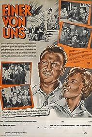 Werner Lierck, Karla Runkehl, and Helmut Spieß in Einer von uns (1960)