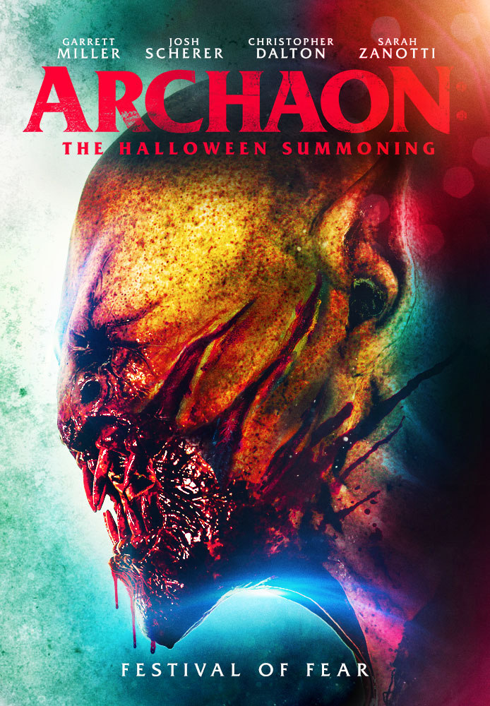 Archaon: The Halloween Summoning 2020 English 265MB HDRip Download