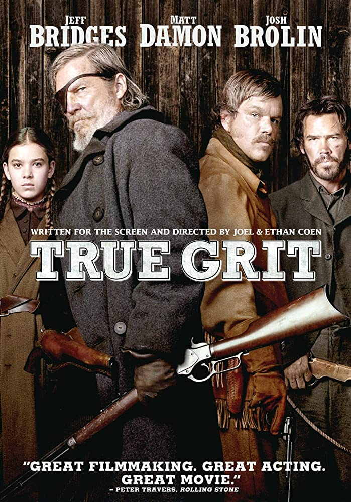 True Grit 2010 Hindi ORG Dual Audio 720p BluRay 800MB ESub Download