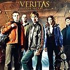 Eric Balfour, Cynthia Martells, Ryan Merriman, and Arnold Vosloo in Veritas: The Quest (2003)