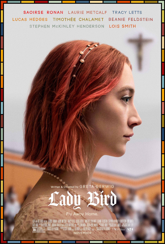 Lady Bird (2017) BluRay 480p, 720p & 1080p
