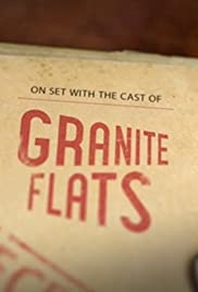 On Set with the Cast of Granite Flats Poster