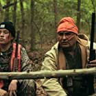 Jon Proudstar and Paulina Alexis in Reservation Dogs (2021)