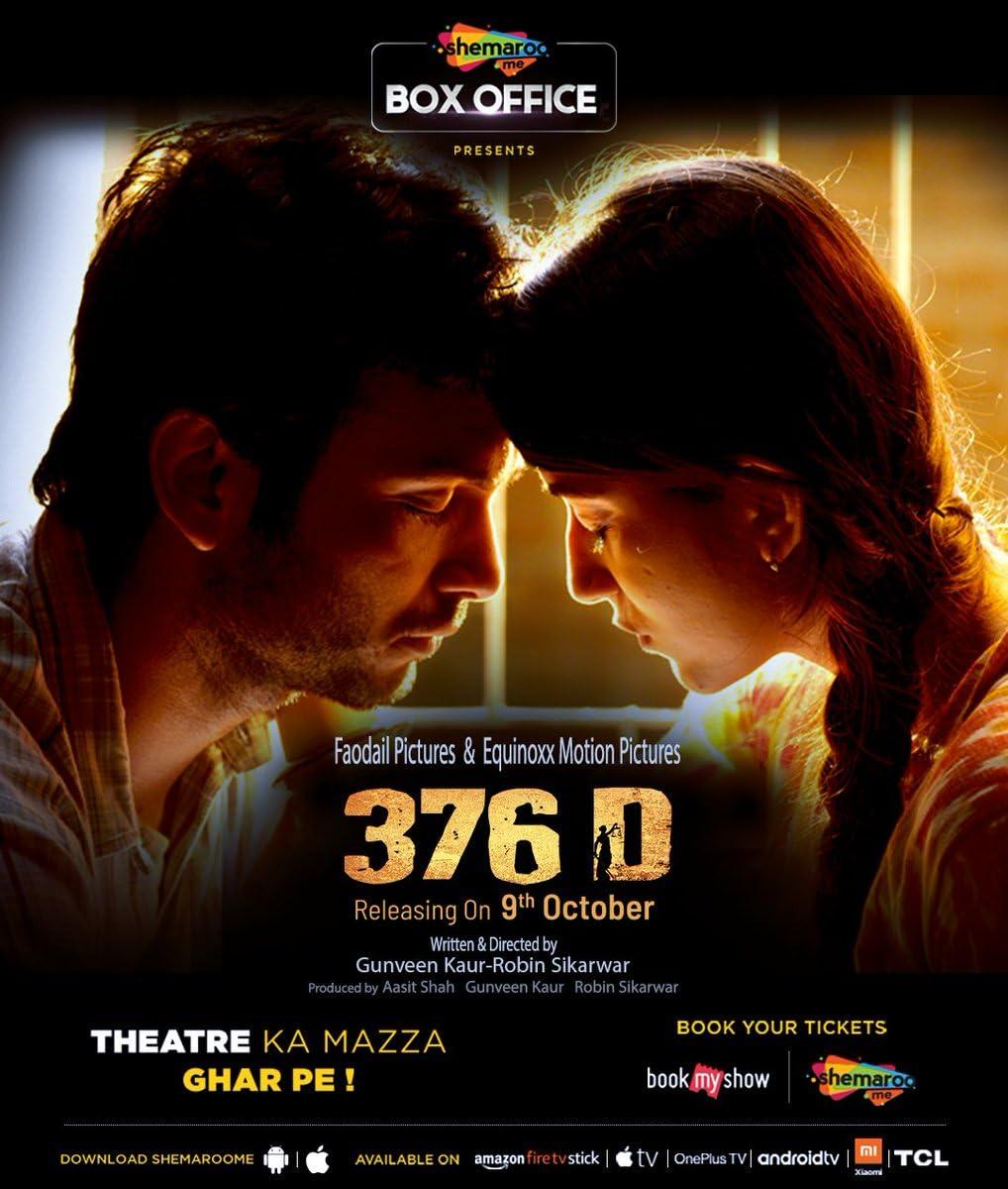 376D (2020) Hindi JC WEB-DL x264 AAC Msub