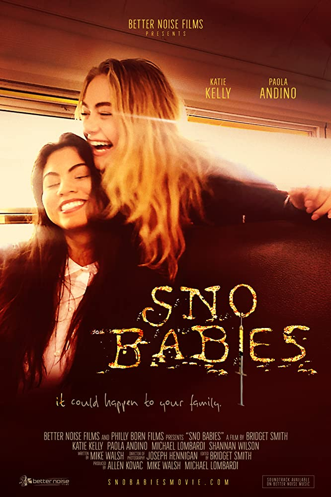Sno Babies 2020 English 720p HDRip 800MB Download