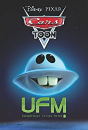 Unidentified Flying Mater Poster
