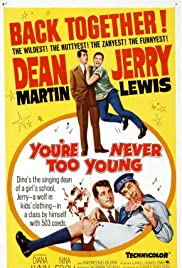 You're Never Too Young (1955) Poster - Movie Forum, Cast, Reviews