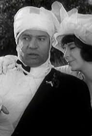 Vladimír Mensík and Eva Olmerová in Svatební cesta aneb Jeste ne, Evzene! (1966)