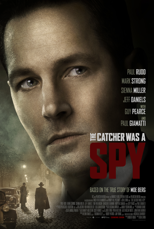 The Catcher Was A Spy 2018 Imdb