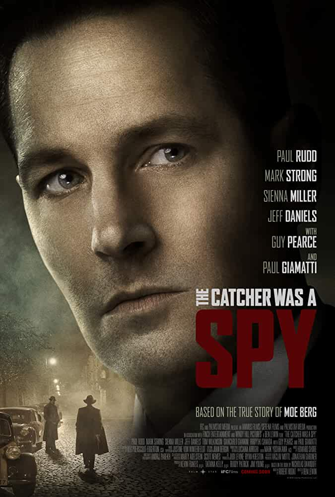 The Catcher Was a Spy (2018) watch online download free thumbnail